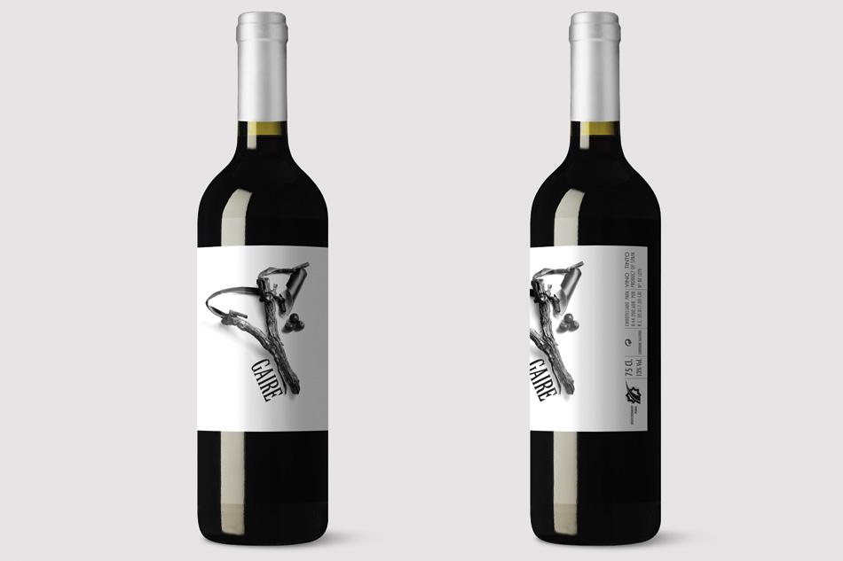 Dise o etiqueta de vino for Diseno de etiquetas
